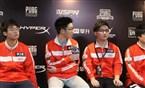 PCPI S2第四日胜者组赛后LGD战队采访