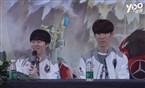 IG夺冠群访 Rookie:大家的配合越来越好