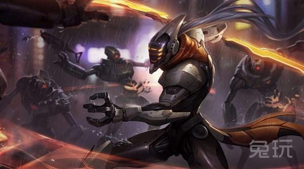 剑圣蛮王双双崛起 智慧末刃成版本神器