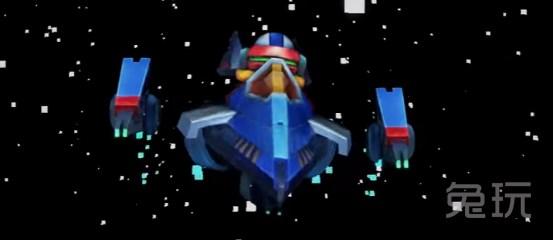 是真的像素风打飞机游戏,游戏名字叫库奇大冒险!