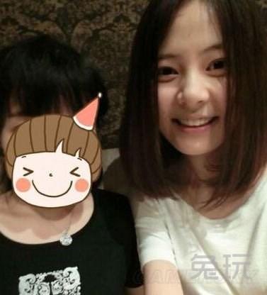 小智女朋友照片(右一)-lol小智老婆照片曝光了吗图片