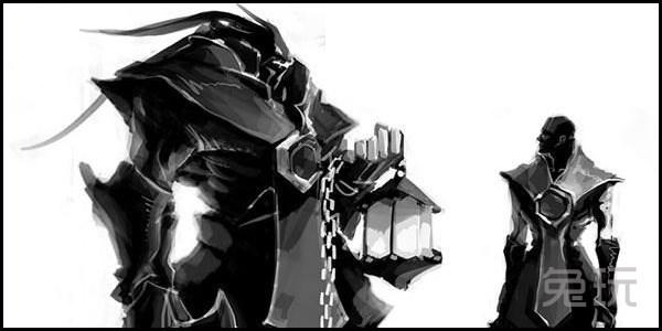 锤石卢锡安领衔 英雄联盟敌对英雄彩蛋揭秘